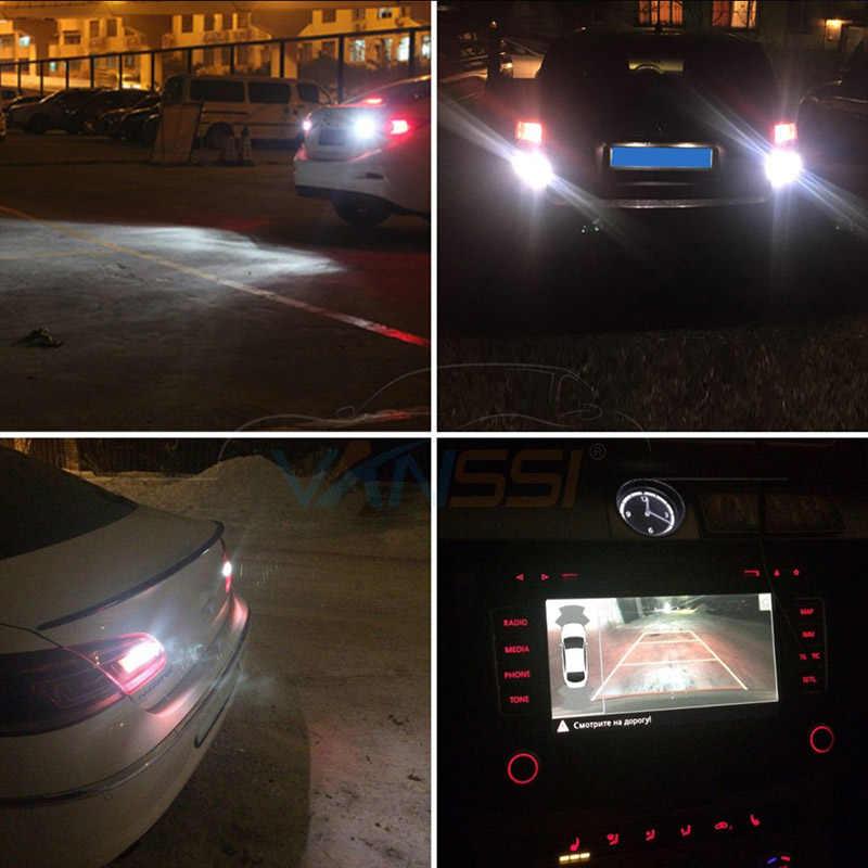 2x CANBUS T15 W16W 921 912 Белый светодиодный сигнализирующий фонарь автомобиля резерв огни лампы для Mazda 6 8 CX 5 CX5 CX-5 RX8 CX-3 CX5 M5 M8
