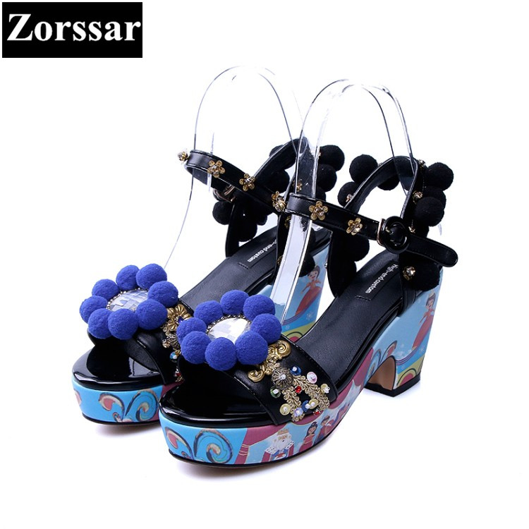 {Zorssar} 2018 Ankle Strap Heels Womens Sandals Summer Shoes Women Open Toe High Heels Sandals Party Dress shoes zorssar 2018 new ankle strap heels summer women shoes wedges sandals open toe platform high heels sandals female shoes