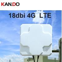 18dbi 697 2700Mhz outdoor 3G 4G 2G antenna for router 4G LTE antenna 4G router antenna panel directional antenna ok SMA connecto