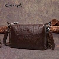 Cobbler Legend Hobo женская сумка женская из натуральной кожи с кисточками Сумочка на плечо крошечные сумочки через плечо сумка-тоут с кошельком