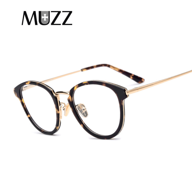 2f2c3a9f4ef MUZZ Reading Glasses Frame Black Full Rim Men Women Retro Style  Prescription Bifocal Unisex Frame eyewear frames Free Shipping