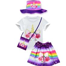 Clothes-Sets Baby-Girl Fisherman-Hat Party-Costume Beach-Clothing Halloween Kids Cartoon