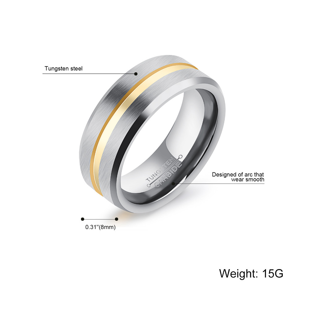 wedding i yellow mens cttw ring rings gold bands two collections diamond sapphire men s diamonds white h band round tone