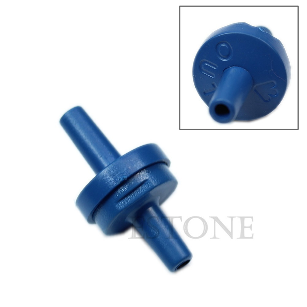 Fish tank non return valve - 10pcs Lot Small Check Valve For Air Tube 4mm Pump Fish Tank China