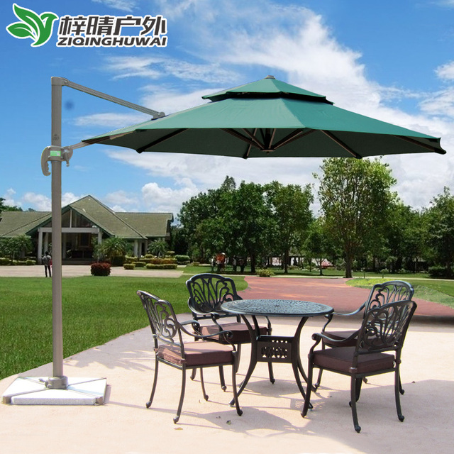 your cheap outdoor space how umbrellas richshome best patio images pool transform pinterest on furniture rooms can