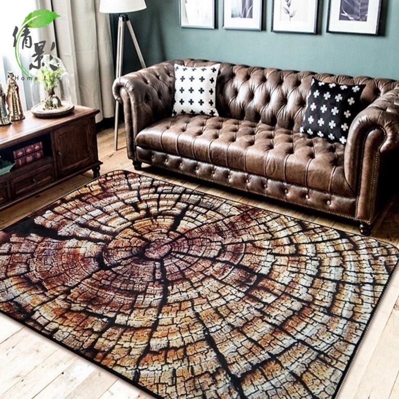 190 280cm Originality Print Carpets Living room Tea table Bedroom large Area Rug Bathroom Non slip
