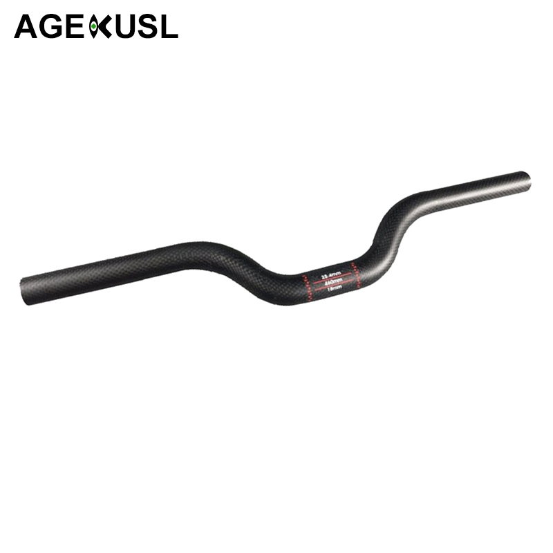 25.4 mm x 580 mm M-partie Flat Bar