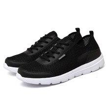 Nouvelle Annonce marque de mode d'été Respirant maille Hommes de casual chaussures amoureux chaussures Augmenter la taille 35-46 jx0265-2