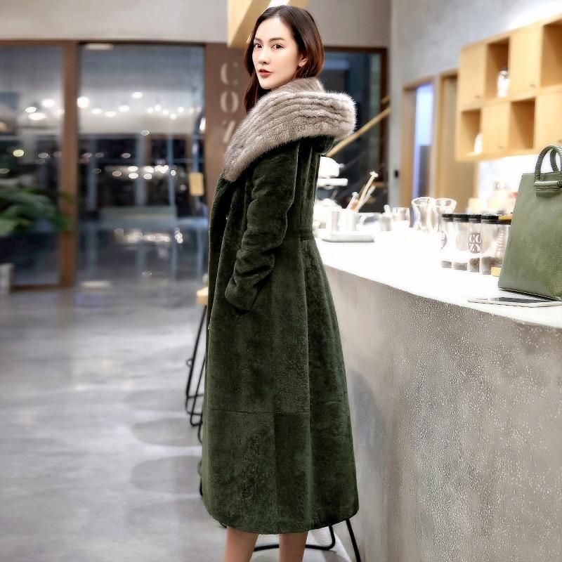 Popular Real Mink Coats-Buy Cheap Real Mink Coats lots from China ...