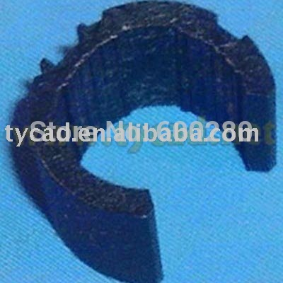C2858-40016 Carriage bushing - Supports front of carriage on slider rod for HP DesignJet 650C 700 750C original used