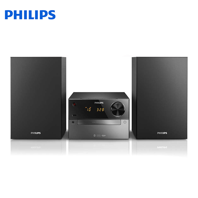 Micro music system Philips BTM2310 Musical centers and radio cassettes speakers home audio