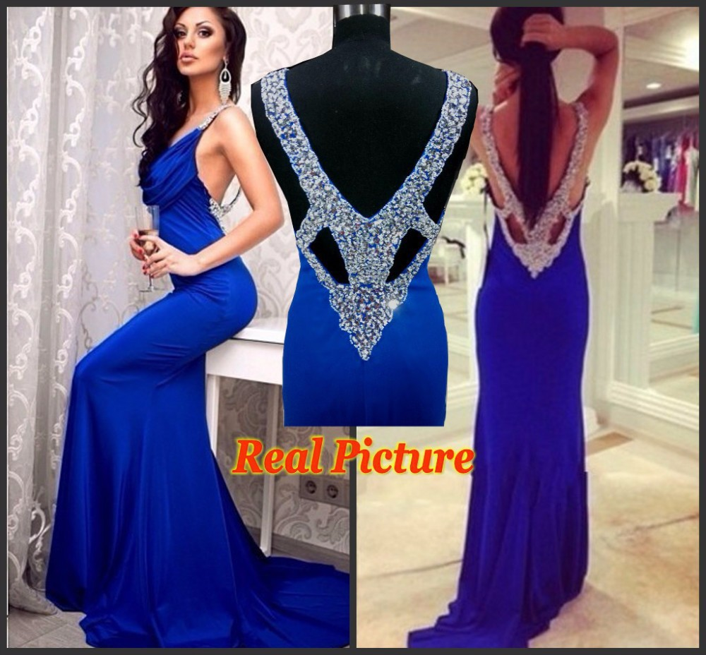 Stylish Long Prom Dresses 2015