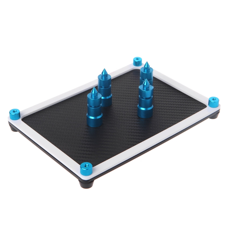 Hot Sale Magnetic PCB Board Fix Holder Support Frame For EleksMaker EleksFix + 4 Pillars