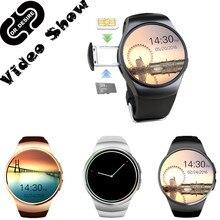 DR. DESIRE KW18 Smartwatch Unterstützung Sim-karte Anruf Wifi Bluetooth Android 4.4 OS Sport Gesundheit Mode Smart Uhr