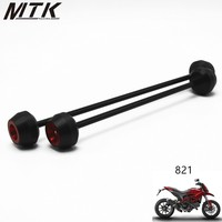 Free delivery for DUCATI HYPERMOTARD 821 2013 2015 CNC Modified Motorcycle drop ball / shock absorber