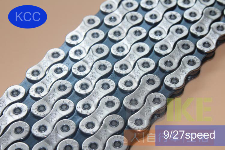 LX CN-HG73 Bike Bicycle Cycling 116 Links 9 Speed Chain for SHIMANO 105 Steel