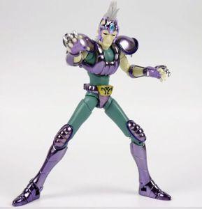 Image 3 - Offerta speciale Grande Giocattoli Dasin Ichi Hydrus Idra EX casco bronzo GT azione figura di modello del giocattolo del metallo armatura