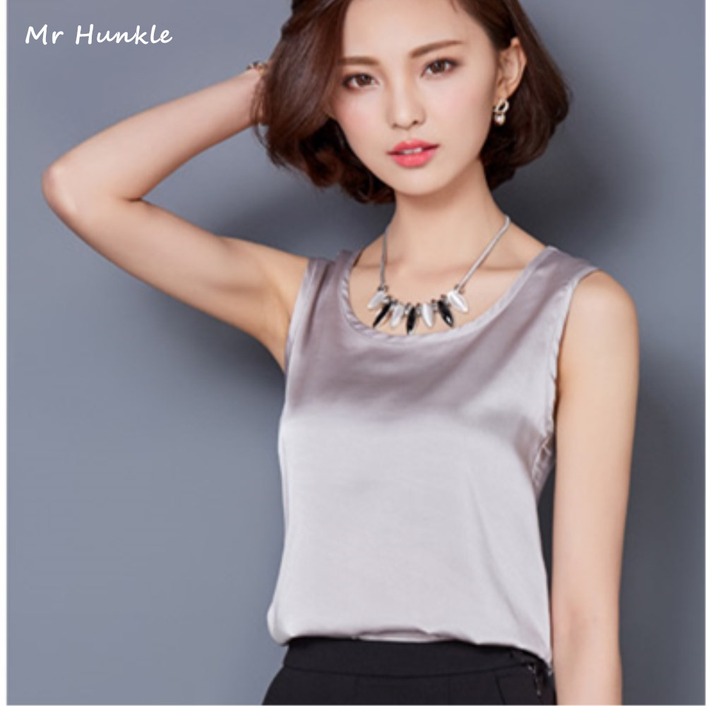 Mr Hunkle NEW 1 PC Casual Wild Women's Sleeveless   Tank     Tops   Cami No Sleeve T-Shirt Vest