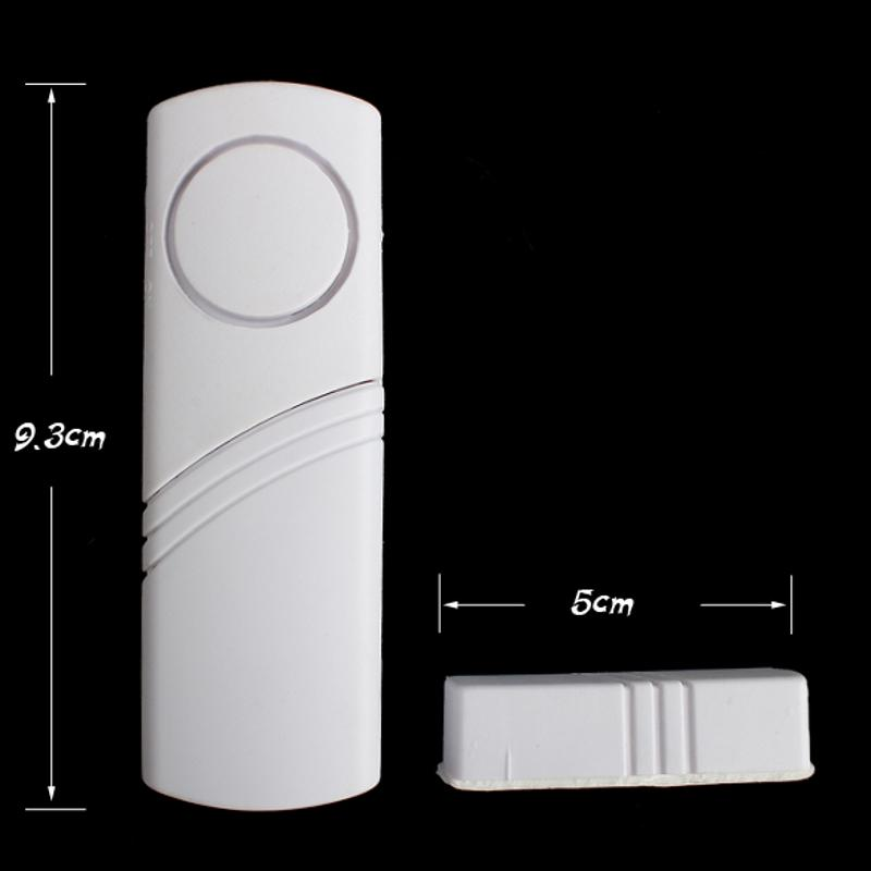 Longer Door Window Wireless Burglar Alarm With Magnetic Sensor Window Door Entry Anti Thief Home System Safety Security Device