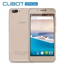 CUBOT Arc-En-2 5.0 Pouce HD MTK6580A Quad Core Smartphone 1 GB RAM 16 GB ROM Téléphone portable Double Caméras Android 7.0 Mobile Téléphone