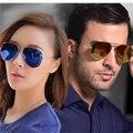 De alta qualidade da moda óculos homens mulheres marca Designer feminina óculos de sol masculino óculos de sol feminino