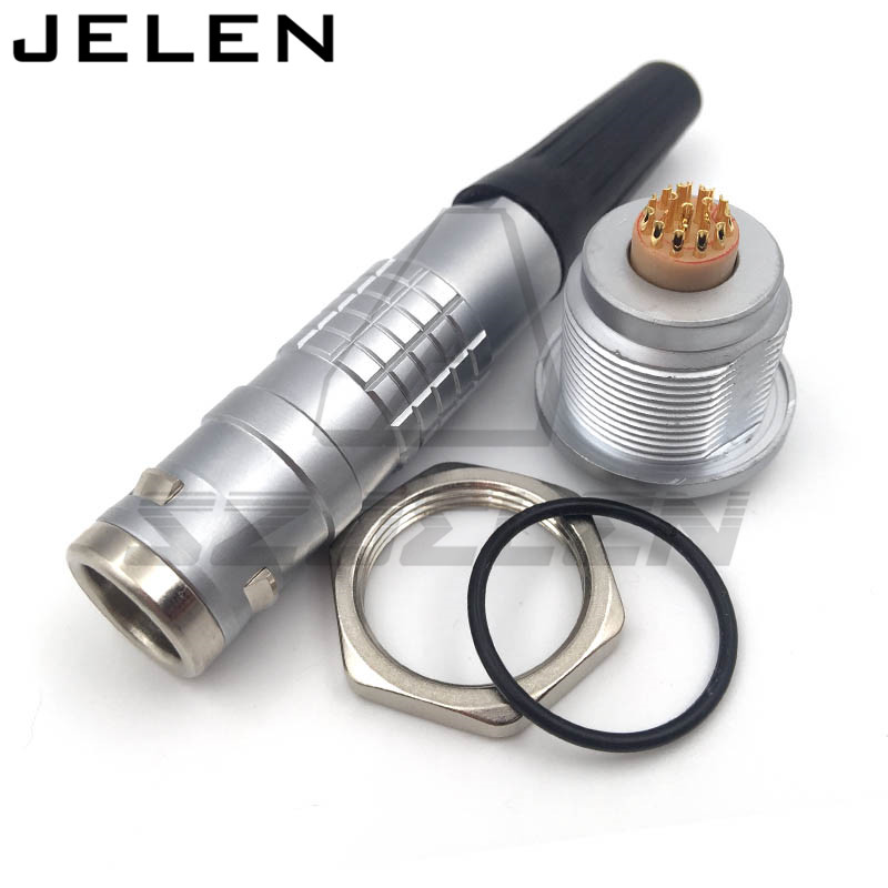 SXJELEN 2K connector 16 pin :FGG.2K.316.CLAD**Z ,EGG.2K.316.CLL , 2K 16pin Connector IP68 waterproof Male and female connector lemo connectors 14pins fgg 1k 314 clad egg 1k 314 cll 14 pin connector plugs and sockets waterproof 14 pin connector