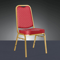 Quality Strong Stacking Metal Banquet Chairs LQ T8022