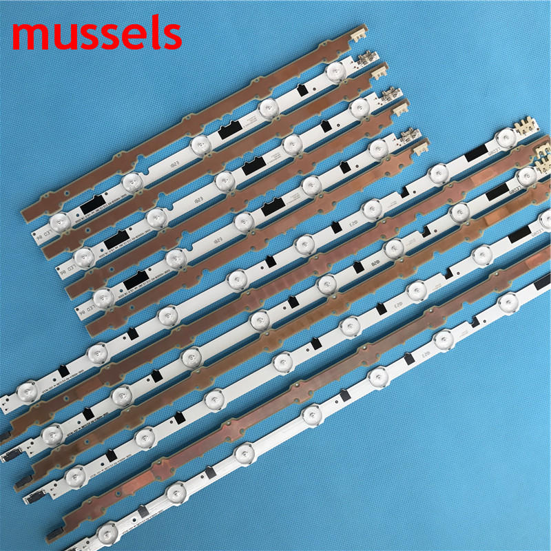"""Image 5 - LED Backlight strip For SamSung 40"""" TV 13lamp D2GE 400SCA R3 UA40F5500 2013SVS40F UE40F6400 D2GE 400SCB R3 UE40F5000 UE40F5700-in Industrial Computer & Accessories from Computer & Office"""