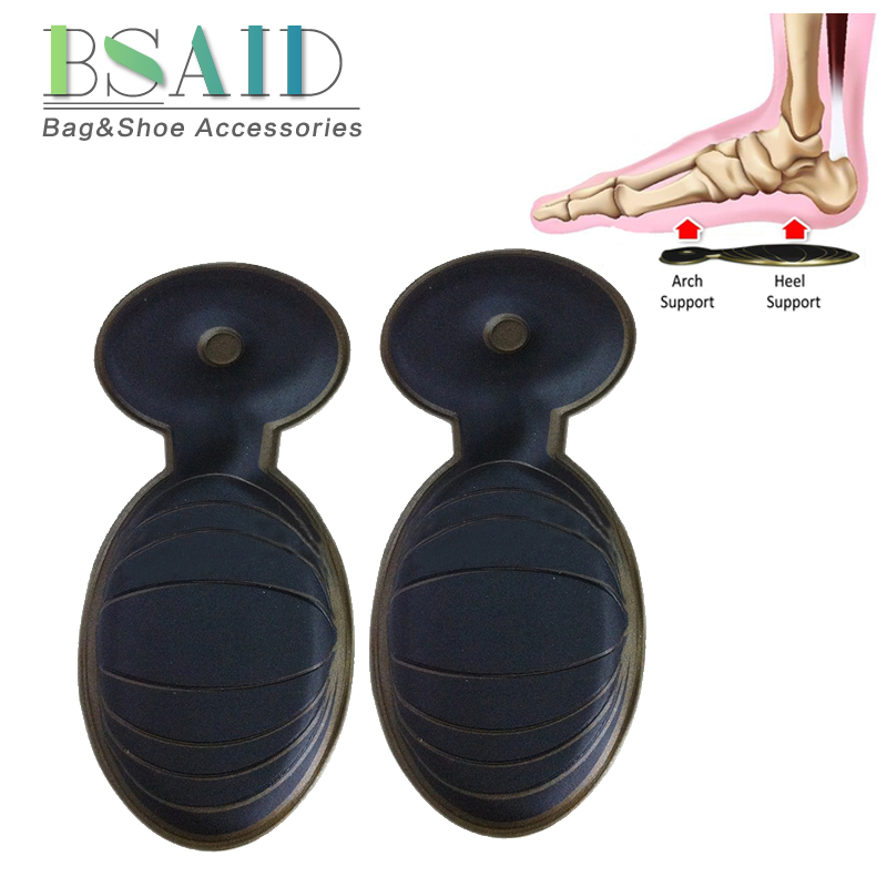 BSAID Silicone Cushion Inserts Foot Massager Orthopedic Insoles For Shoes Insoles Orthotic Arch Support Foot Pad Shoe Insole New bsaid massage inserts silicone insoles orthotic arch support shoe pad 1 pair rebalance cushion insoles for shoes inserts unisex
