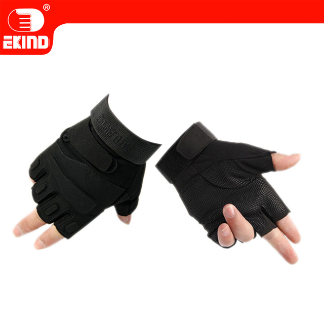 EKIND Tactical Anti-Skid Gloves for Nerf N-strike Elite Rival Outdoors Gun  Game