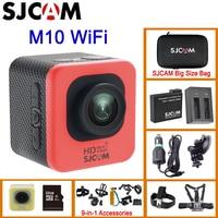 Genuine Authorized Original SJCAM M10 Series Cube Mini Full HD Action Helmet Sport Camera 30M Waterproof