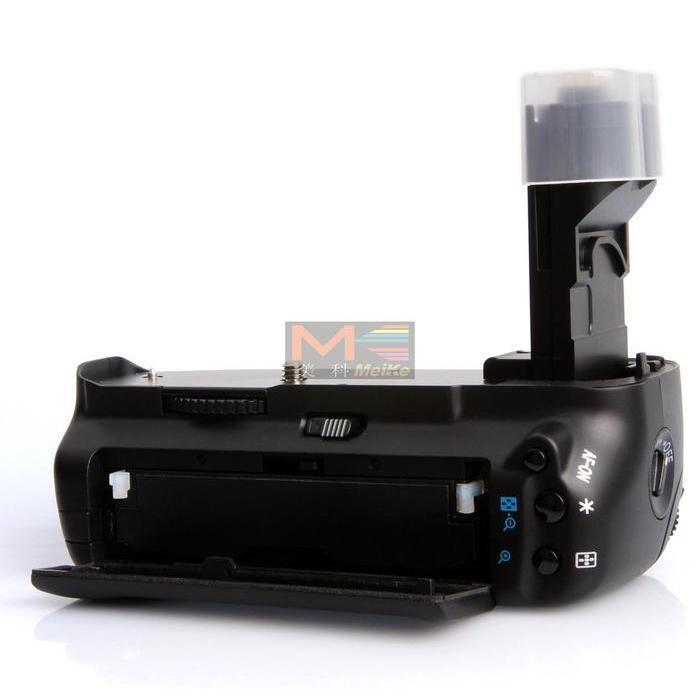 MeiKe MK-7D / BG-E7 Battery Grip for Canon 7D meike mk 760d pro built in 2 4g wireless control battery grip suit for canon 750d 760d as bg e18