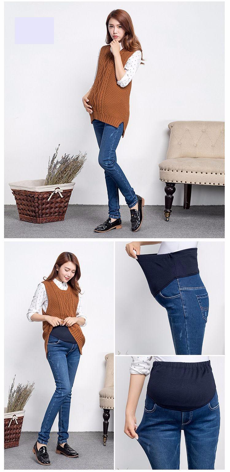 pregnant jeans (1)