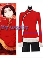 Anime Hetalia Axis Powers China Cosplay Costume For Women High Quality Halloween Uniform Clothing