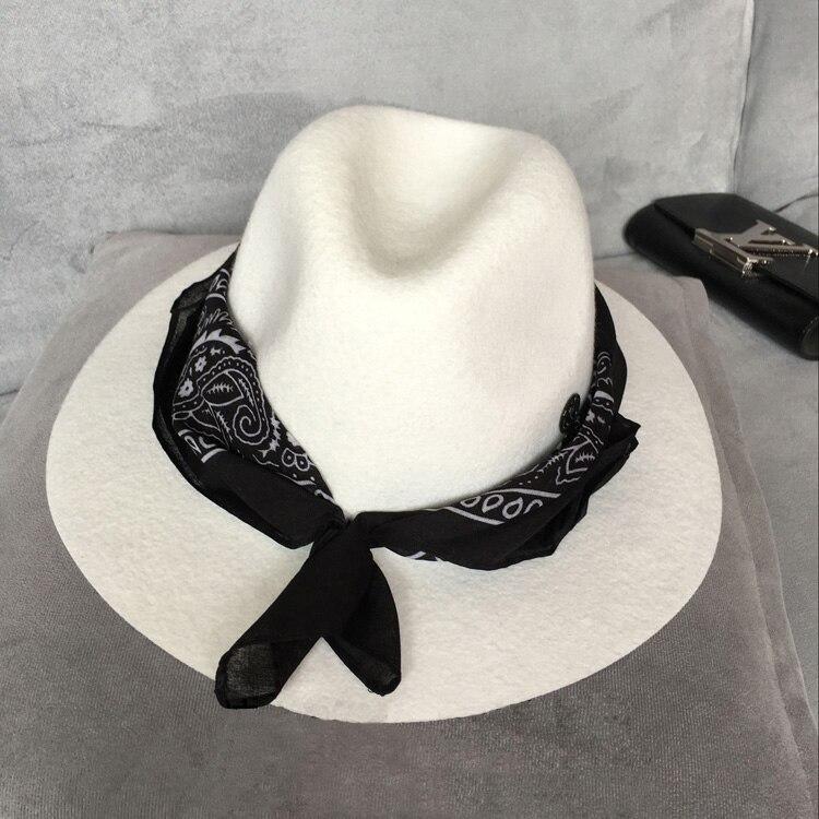 Restaurar maneras antiguas de teñido personalidad Sir sombrero blanco  sombrero de fieltro d9a61bbb88f