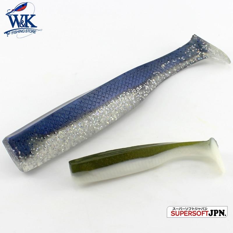 Señuelo suave de 12 cm para peces de cebo suave para zander y peces de roca. VS BLACK MINNOW # H1602-140