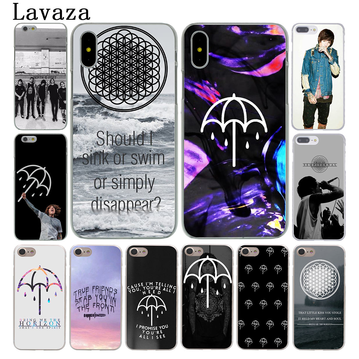 bmth coque iphone 8