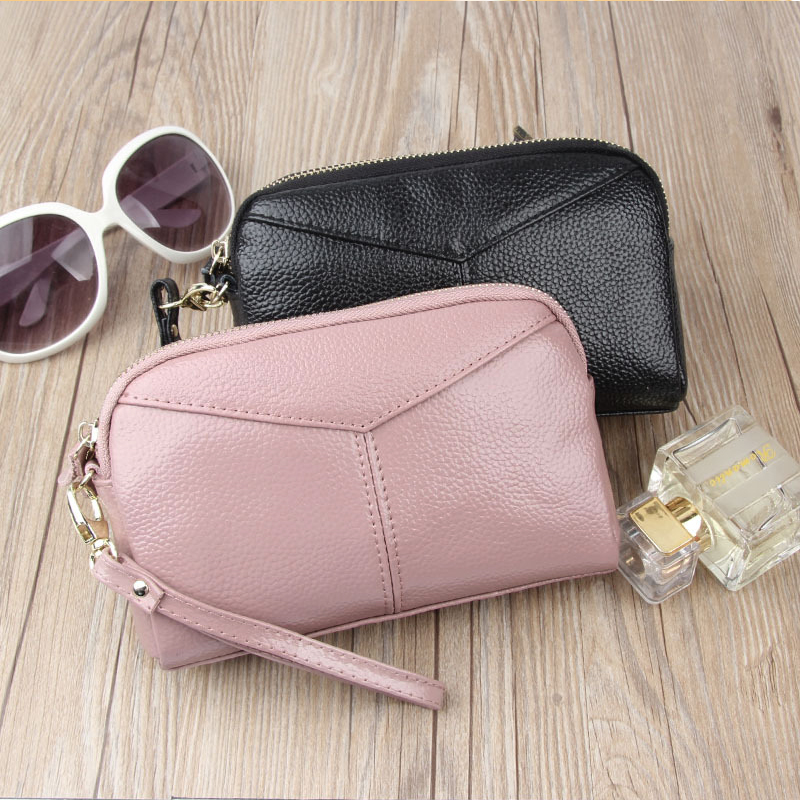 High Capacity Fashion Women Wallets Long Dull Polish PU Leather pattern Wallet Female Double Zipper Clutch Coin Purse phone bag large capacity clutch purse female card bags new women long star wallet fashion banquet zipper pu leather wallets