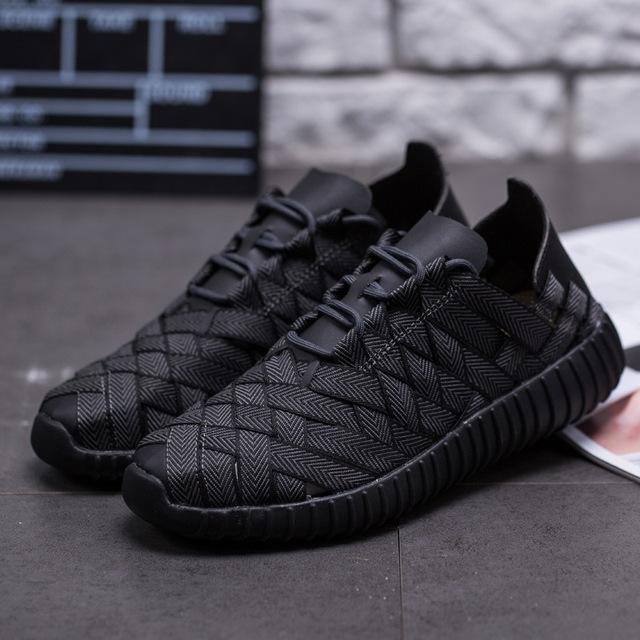 2016 Nuevos Hombres Zapatos Ocasionales Respirables Cómodas Súper Ligero, el hombre de Moda de Alta Calidad de Los Hombres Zapatos de Deporte zapatos mujer Agua