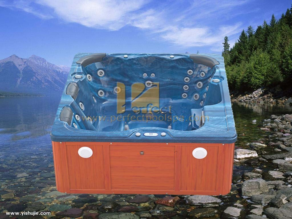 athena whirlpool hot tub spa-in Bathtubs & Whirlpools from Home ...