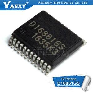 Image 2 - 10PCS D16861GS SSOP24 D16861 SSOP 16861GS SMD SOP SMD