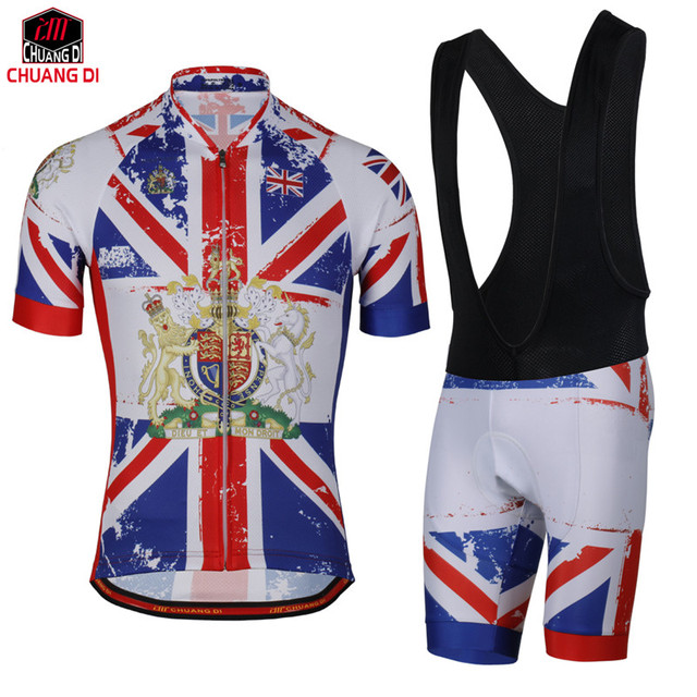 ZM United Kingdom Cycling Jersey Raiders Clothes UK Printing Skinsuit  Cycling Summer Bike Shirt Mtb Bike Bicycle Cycling Jersey f758d6cde