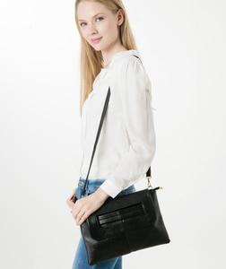 Image 2 - ANAWISHARE torebki damskie skórzane torebki codzienne kopertówki czarne torebki Crossbody damskie koperty wieczorowe torebki na przyjęcie
