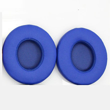 Cushions Replacement Ear Pads For Beats Solo 2 Wireless/Wired Over Headphones Earpads Cushion Protein Leather Earmuff Sh#