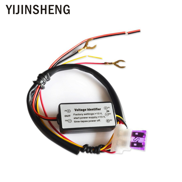 YIJINSHENG DRL Controller Auto Car LED Daytime Running Light Relay Harness Dimmer On Off 12 18V_640x640 yijinsheng drl controller auto car led daytime running light relay