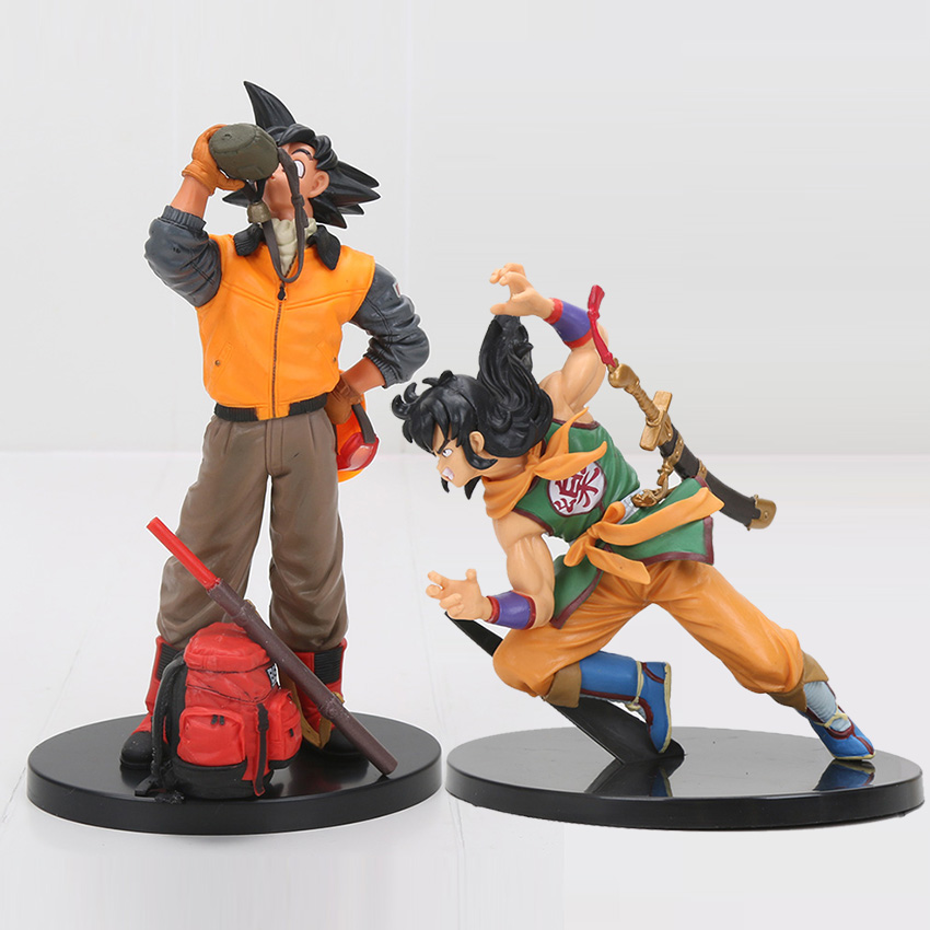 Figur Statue Yamchu 15cm Serie Figure Collection 5 BANPRESTO Dragonball Z neue Action- & Spielfiguren