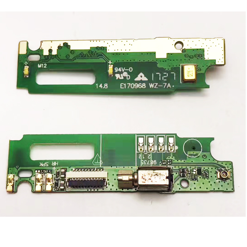 For Lenovo Vibe P1m P1m A40 P1ma40 P1mc50 Micro Dock Connector PCB Board USB Charging Port Flex Cable Replacement