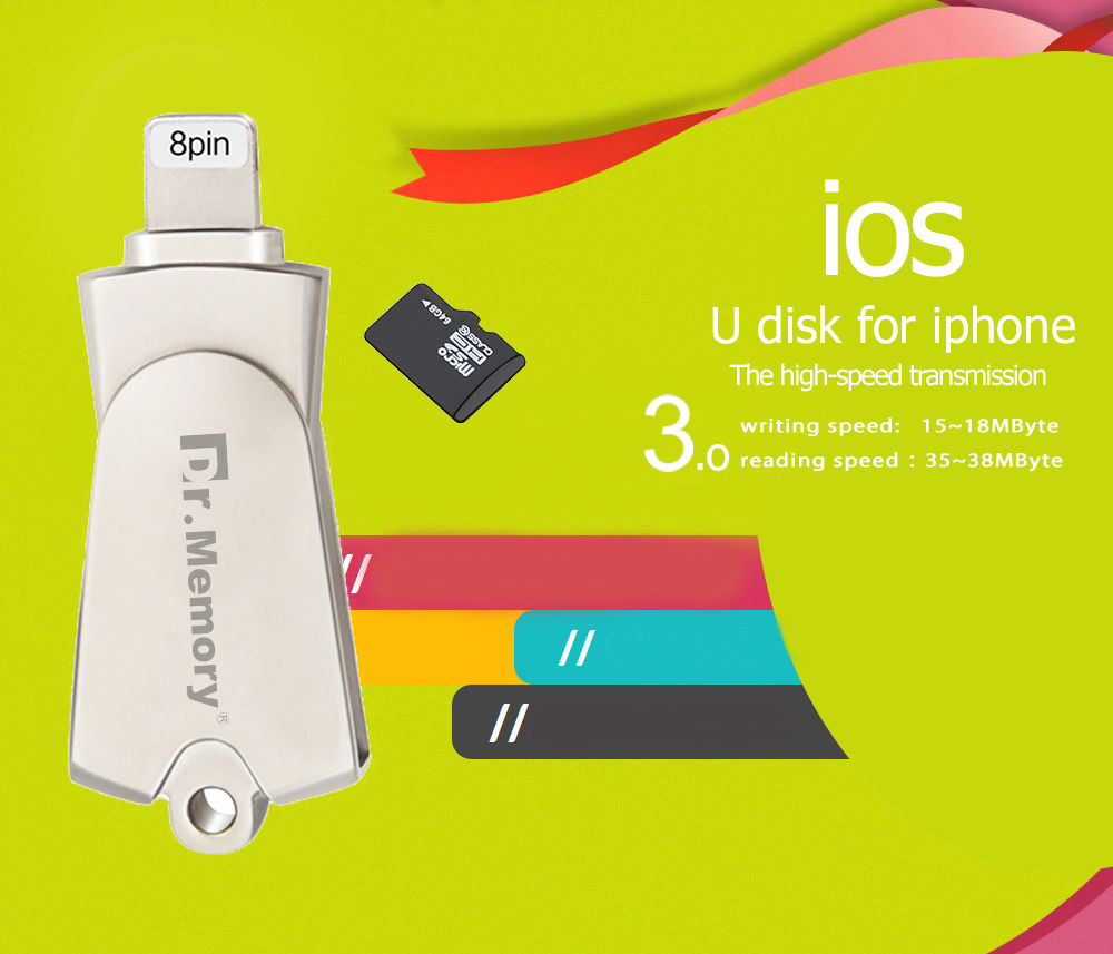 USB FLASH DRIVE style TF/micro sd card reader usb 3.0 for