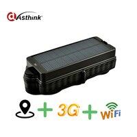 3G Solar GSM GPRS SMS SOS Lokalizator GPS Tracker Urządzenie Śledzenia Pojazdów wifi WCDMA UMTS850/900/1900/2100 MHz