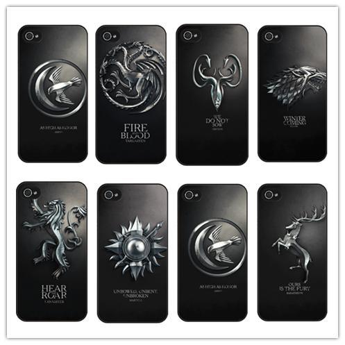 Game of  Thrones Family Crests Case for iPhone